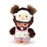 201520 Sekiguchi Monchhichi Bebichhichi BBCC Plush Year of Sheep