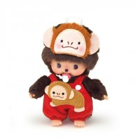 Monchhichi Baby Bebichhichi BBCC Plush Year of Monkey 201617