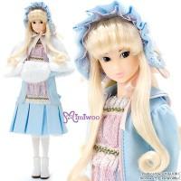 217370 Sekiguchi Momoko 27cm Girl Doll Alice in Snow Forest