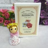 Sekiguchi Otome Kokeshi Ribbon Chan Mini Figure PINK 225071