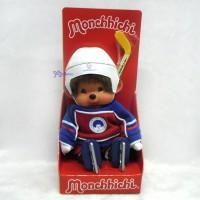 232590 Sekiguchi Monchhichi S Winter Sports 冰上曲棍球 男孩 Boy