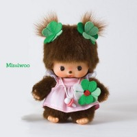 Sekiguchi Bebichhichi Plush BBCC Clover Girl 234060