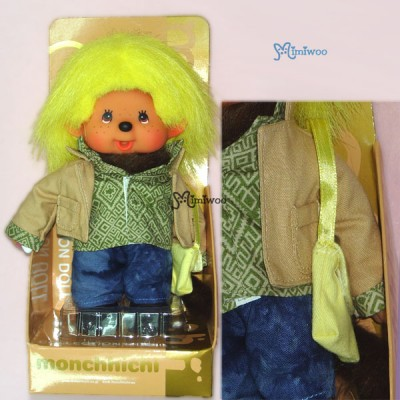 Monchhichi Fashion MCC S Size Plush Mods Boy 236320