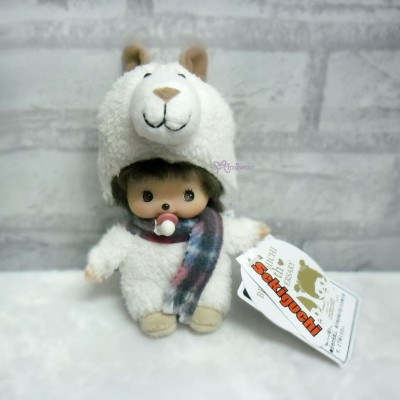 241490 Sekiguchi Bebichhichi Plush Doll Sheep BBCC Alpaca
