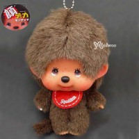 Monchhichi Big Head MCC Mascot Standing Boy 260256