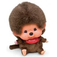Monchhichi 13cm Big Head MCC Bean Bag Sitting Boy 251620