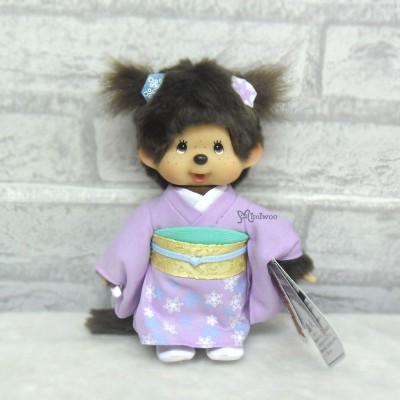 Monchhichi S Size Kimono Plush 雪花和服 Girl 256280