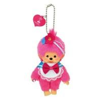 Monchhichi S Plush Tokyo Kawaii JOL x MCC PINK 258550