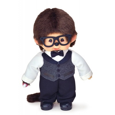 Monchhichi S Size Be Your Servent MCC Butler Boy 259229