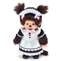Monchhichi S Size Be Your Servent MCC Maid Girl 259236