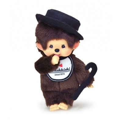 Monchhichi S Size Since 1974 MCC Boy Hat & Stick 259250
