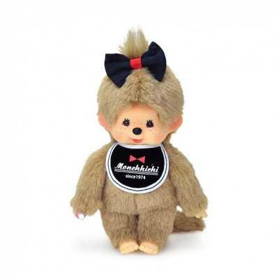 Monchhichi S Size Since 1974 MCC Girl Hair Bow 259267