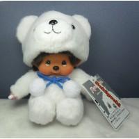 Monchhichi S Size Stuffed Plush - MCC Animal Polar Bear 北極熊 259458