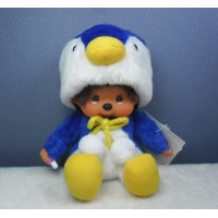 Monchhichi S Size Stuffed Plush - MCC Animal Penguin 企鵝 259465