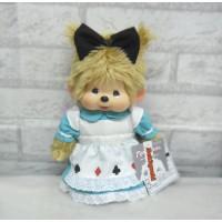 Monchhichi M Size Fairy Tale MCC Girl Alice 愛麗絲 259649