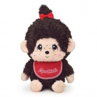 Monchhichi Plush 28cm MCC Puffy Fluffy Girl 259694