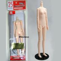 25BD-F01W-G Obitsu 25cm dollfie Body Soft Bust S White Magnet