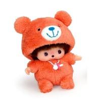 Sekiguchi Monchhichi Baby Bebichhichi BBCC Animal Bear 292220