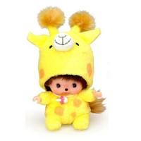 Bebichhichi Sekiguchi Monchhichi Baby BBCC Animal Giraffe 292240