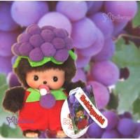 Bebichhichi Taiwan Limited Plush BBCC Fruit Grape 700340