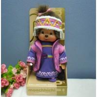 Monchhichi S Size 中國民族服 苗族 703010