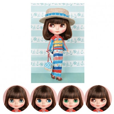 "12"" Neo Blythe Sea Sailor See Fashion Girl Doll 613428 ~~ NEW ~~~"