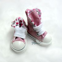 Obitsu Taeyang Male Hujoo Folded Sneaker Shoes Pink SHP092PNK
