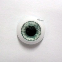 GF12R06 Little Pullip 1/6 Dollfie Acrylic Eye 12mm Green