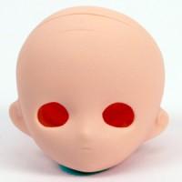 HD-PB-2102W Parabox Obitsu 21- 27cm Figure Petite Hime Head White