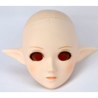 HD-PB-FAIRY Obitsu 27cm 25cm Female White Skin Makeup Head Fairy