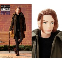 Petworks One-sixth scale Boys & Male Album, Mods Parka, NINE 1019021 ~  LAST ONE  ~
