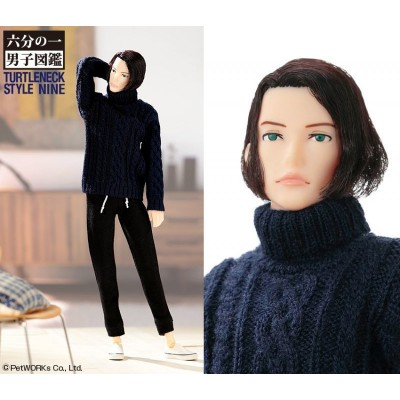 Petworks One-sixth scale Boys & Male Album Turtleneck NINE 1019031 ~ PRE-ORDER ~