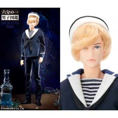 Petworks One-sixth scale Boys & Male Album Sailor Style NINE 1020031 ~ PRE-ORDER ~
