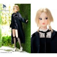 Petworks CCS 18AN Momoko 27cm Doll  Jumpsuit & Fishnet Socks Girl  250529 ~~~ RARE ~~~