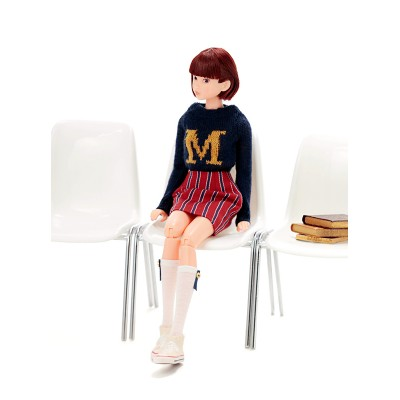 PetWorks CCS 18AW Momoko 27cm School Uniform Girl ~  PRE-ORDER ~ 1118101
