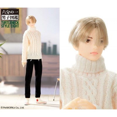 Petworks One-sixth scale Boys & Male Album Turtleneck EIGHT 1919031 ~ PRE-ORDER ~