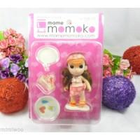 Mame Momoko Bikini Swim Suit Girl 10cm 可動 膠公仔 215800