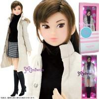 Momoko 27cm Girl Japan Fashion Doll - Miss Weekday 217390 ~~ RARE ~~~