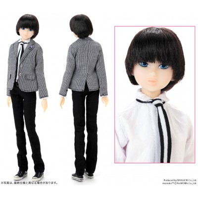 Sekiguchi Momoko 27cm Doll Too Much Too Young (Black Version) 218670