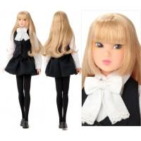 Momoko 27cm Girl Fashion Doll MONOCHROME BIRD ~ PRE-ORDER ~