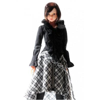 Sekiguchi Momoko 27cm Doll Black Coffee Fashion Girl 218578