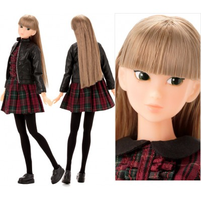 Momoko 27cm Girl Fashion Doll - Check It Out! Little Sister 219674
