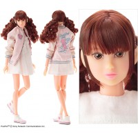 "Momoko PostPet 20th Anniversary Post Pet DOLL Teddy bear momo Jacket   ""PRE-ORDER"""