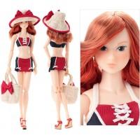 Momoko 27cm Girl Fashion Doll Retro Mermaid  219490