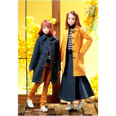 Momoko 27cm Fashion Girl Doll Mimosa Sun 219889