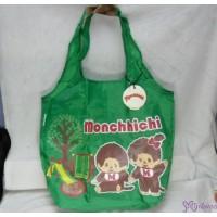 Monchhichi Eco Bag Ecobag Green 環保袋 20018