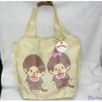 Monchhichi Eco Bag Ecobag Beige 環保袋 20019