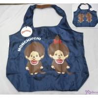 Monchhichi Eco Bag Ecoabg Blue 環保袋 20021