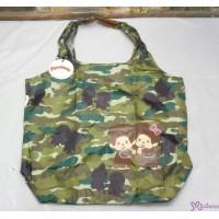 Monchhichi Eco Bag Ecobag Camouflage 環保袋 20023
