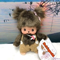 Sekiguchi Bebichhichi Plush Doll Warm Knit Girl 冷衫 公仔 200689